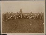 [Civil War veterans at United Confederate Veterans reunion, Washington, D.C.]
