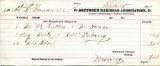 Receipt, 15 December 1871