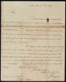 Thumbnail for James Seagrove letter to James Jackson, 1799