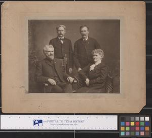 B.B. Paddock and Siblings
