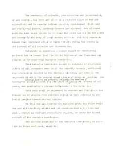 Colonial Conference resolution