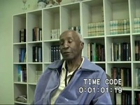 Saddler, Willie (Interview outline and video), 2011