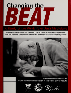 Thumbnail for Changing the beat a study of the worklife of jazz musicians
