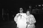Stevie Wonder Black Family Reunion, Los Angeles, 1989