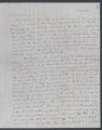 Napton, W.B., Letter, 1857, (C1879)