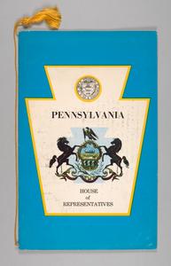 Pennsylvania House of Representatives Citation naming Maxine Sullivan Day