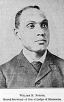 William R. Morris; Grand Secretary of Grand Lodge of Minnesota