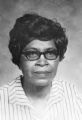 Riverside Heights High School, Geneva, Alabama, teacher Rosetta Knox. 1957-1958