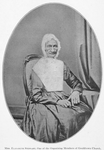 Mrs. Elizabeth Stewart, one of the organizing members of Gouldtown church