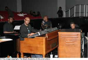 [Band In Orchestra Pit Area] Hip Hop Broadway: The Musical