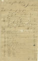 Account, 1812 June 21 - 1813 June 30, between the Estate of William Moultrie and James Macbride