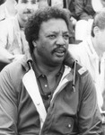 African American man wearing a jacket