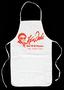 Ken Davis BBQ sauce chef's apron