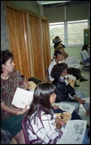 Women and Gates Elementary Students San Antonio Chapter of Links Records