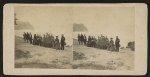 A group view at Niagra (i.e. Niagara) Falls, June 1864, by B. Lochman
