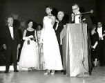 Wilma Rudolph is honored with the Cross of Malta of the Philadelphia Cotillion Society