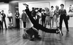 Terry Harris, breakdancer