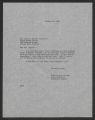 Thumbnail for State Supervisor of Elementary Education; Correspondence, 1958