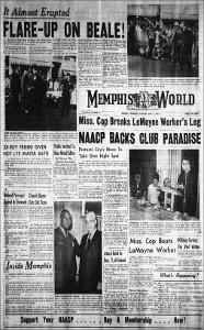 Memphis World, 1966 April 2nd