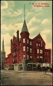 Y.M.C.A. building, Bridgeport, Conn.
