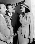 Brenda Allen with attorneys