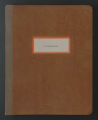 """The """"Southtown Story"""" with documentation, 1949. (Box 11, Folder 13)"""