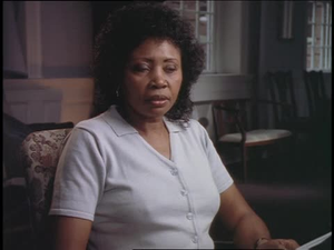 Africans in America; Interview with Margaret Washington, Associate Professor of History, Cornell University. 2 of 4