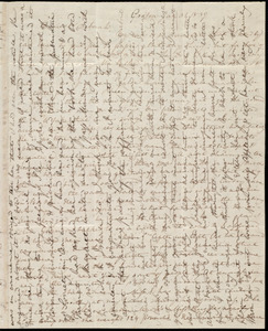 Letter from Anne Warren Weston, Groton, to Deborah Weston, Jan. 31, 1839