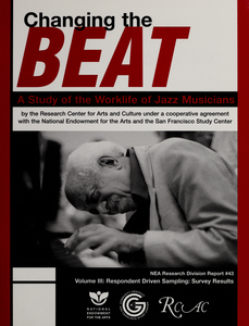 Changing the beat a study of the worklife of jazz musicians