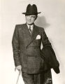 Radio entertainer and minstrel, Gene Arnold