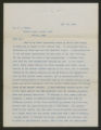 Peabody Fund, Correspondence, 1905