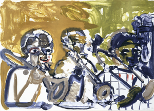Brass Section (Jamming at Minton's), from the Jazz Series