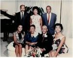 Ribbs family, 50th wedding anniversary