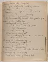 Eleanor Myers Jewett Scrapbook, vol. 2, 1909-1910, page 89