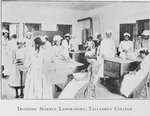 Domestic Science laboratory, Talladega College