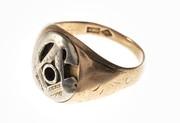Freemason Ring of Raymond Collier