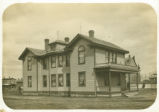 SBM.03j Students' Infirmary in 1903, St. Benedict's Convent/Academy, St. Joseph, MN