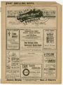 """Herrmann the Great Co."" theater program, Bijou Opera House, Minneapolis, Minnesota"
