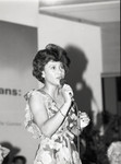California African American Museum opening ceremony speaker, Los Angeles, 1984