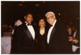 Rodney Slater with Frances and Ben