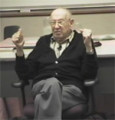 "Thumbnail for Peter Drucker symposium II (reel 2) ""the third sector…"" Drucker 80th birthday - part 1 of 2, 1989-11-18"