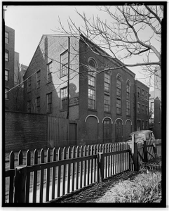 Abolition Church, 8 Smith Court, Boston, Suffolk County, MA