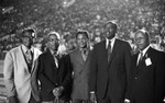 Urban League Freedom Classic, Los Angeles, 1970