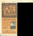 Indy Jazz Fest 2008 advertusement