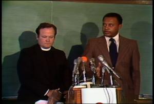 Clergy plead for racial peace