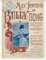 "May Irwin's ""bully"" song"