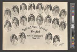 Highland Park General Hospital School of Nursing