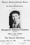 Marguerite Robinson-Chapman