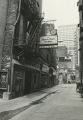 Printer's Alley in Nashville, Tennessee, circa 1973 September