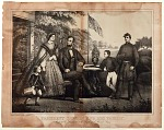 President Lincoln and His Family